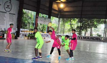 ওয়ালটন জাতীয় যুব হ্যান্ডবল প্রতিযোগিতার ফাইনালে বান্দরবান ও ঢাকা