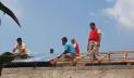 স্বস্তি ফিরেছে পীরগঞ্জের ক্ষতিগ্রস্ত পরিবারগুলোর মাঝে