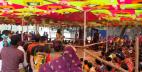 ঠাকুরগাঁওয়ে চলছে ঐতিহ্যবাহী ধামের গান