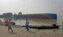 পাটুরিয়ায় ফেরি উল্টে যাওয়ার ঘটনায় প্রত্যক্ষদর্শীরা যা বলছেন