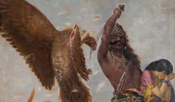 রাবণ আত্মমর্যাদাশীল যোদ্ধা নাকি ভয়ঙ্কর খলনায়ক
