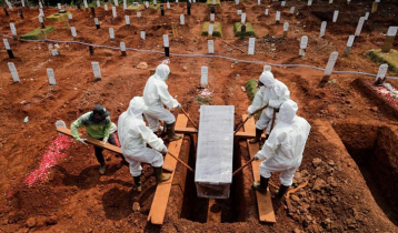 করোনাভাইরাসে বিশ্বে আরও ৯ হাজার মৃত্যু