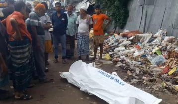 সিঁড়িতে মিললো দোকান কর্মচারীর ঝুলন্ত মরদেহ