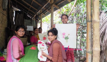 সুরাইয়ার 'সুকন্যা'য় ৩০ নারীরকর্মসংস্থান