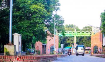 বিদ্যুতের বাণিজ্যিক মিটারের অবসান হচ্ছে হাবিপ্রবি সংলগ্ন মেসে