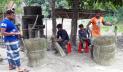 ২০০ পরিবার ছন চাষ করে স্বাবলম্বী