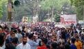 চট্টগ্রামের সিআরবিতে হাসপাতাল নয়: আন্দোলনে সর্বস্তরের মানুষ