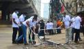 'শহর পরিচ্ছন্নতা অভিযানে পেনিনসুলা চিটাগাং'