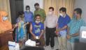 শাহজালাল বিশ্ববিদ্যালয়ের শিক্ষার্থীদের কোভিড ভ্যাকসিন দেওয়া শুরু