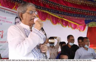 সরকারের পদত্যাগ করা উচিত : মির্জা ফখরুল