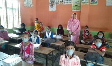 ২ শিক্ষক নিয়ে চলছে পীতাম্বরবশী প্রাথমিক বিদ্যালয়