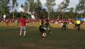 নালিতাবাড়িতে `মার্সেল ফুটবল টুর্নামেন্টের' ফাইনাল