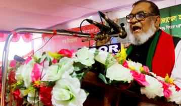 বিএনপি বাংলাদেশকে ব্যর্থ রাষ্ট্রে পরিণত করেছিল: মুক্তিযুদ্ধ মন্ত্রী