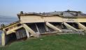 পদ্মার ভাঙনে প্রাথমিক বিদ্যালয় বিলীন