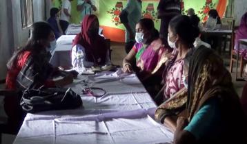 গোপালগঞ্জে ৩ শতাধিক মানুষের বিনামূল্যে চিকিৎসা প্রদান