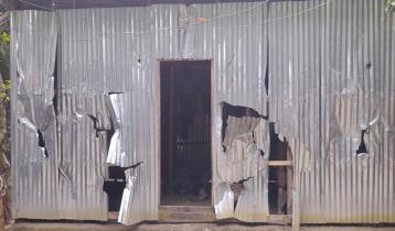 সালথায় সংঘর্ষের ঘটনায় আটক-১৫, নারী ও শিশুরা আতঙ্কে