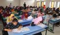 বশেমুরবিপ্রবিতে 'বি' ইউনিটের গুচ্ছ ভর্তি পরীক্ষা অনুষ্ঠিত