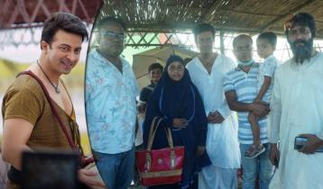 সেই গৃহবধূর সঙ্গে সময় কাটালেন শাকিব খান (ভিডিও)
