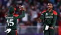 বিশ্বকাপে সেরা বোলিং করার পর আফ্রিদির পাশে সাকিব