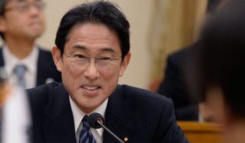 জাপানের নতুন প্রধানমন্ত্রী হচ্ছেন কিশিদা