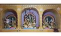 চান্দাইকোনায় মহামায়া সংঘের তারুণ্যের উদ্যোগে দুর্গাপূজা