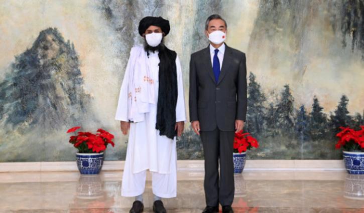 আফগানিস্তানের পাশে চীন, ৩১ মিলিয়ন ডলারের সহায়তা