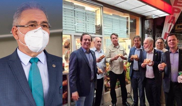 Brazil`s health minister tests positive for Covid-19 at UNGA