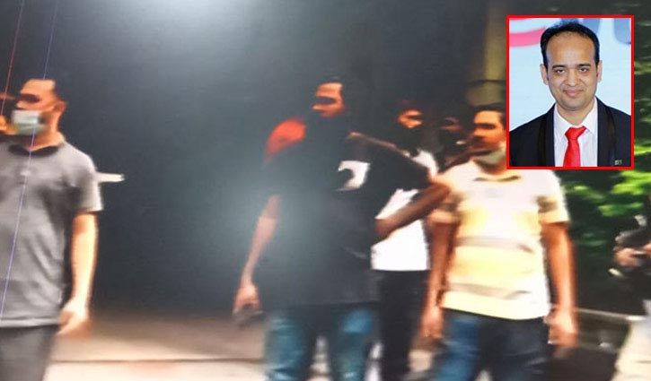 RAB conducting raid at Evaly owners' residence