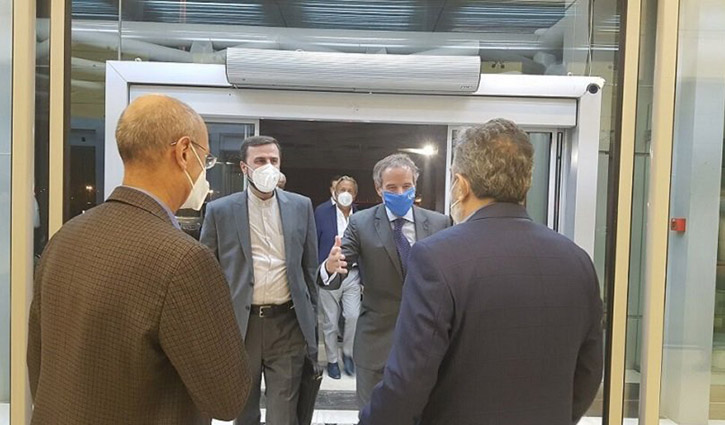 IAEA and Iran reach agreement to avert nuclear deal crisis