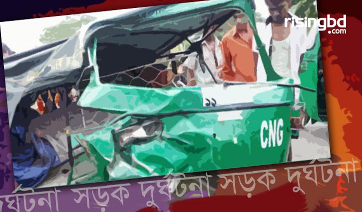 Sylhet road crash kills 2