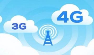 3G, 4G internet service restored