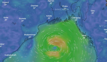 Cyclone Gulab: Warning signal 2 issued for maritime ports
