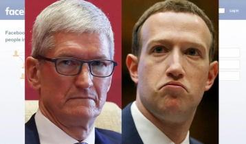 Apple threatened to pull facebook from App Store