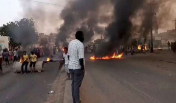 Sudan coup: 7 protesters killed, dozens injured