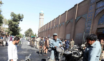 Explosion kills 32 in Afghan Shia mosque