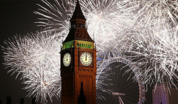 New Year fireworks cancelled in London