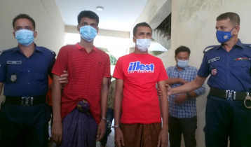 Mohibullah murder: 2 accused placed on 3-day remand