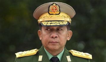 Myanmar army general excluded from leaders` summit