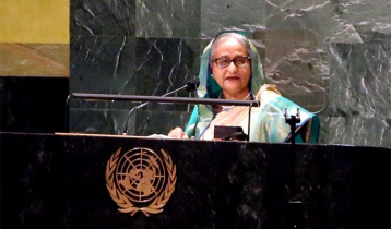 PM seeks global community`s role in resolving Rohingya crisis