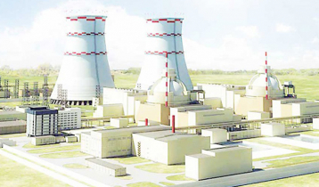 Country's 1st nuclear power plant's reactor installation work opened