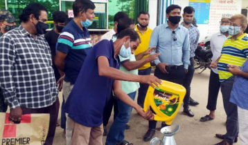 2 petrol pumps fined Tk2 lakh for short-selling customers