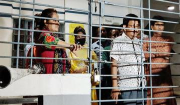 Rabindra University students confine 22 teachers, officers