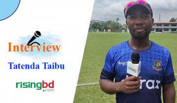 I am in Bangladesh to make future Shakib-Mushfiq: Taibu