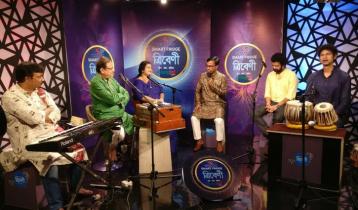 Dr Asit-Padmini Roy couple to sing in 'Tribeni' tonight