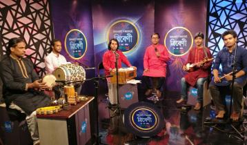 Baul Garib Muktar to sing Panchali in 'Tribeni' tonight