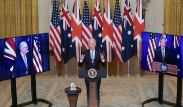 UK, US and Australia launch security pact to counter China
