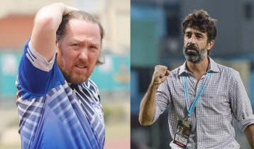 Jamie Day relieved for 2 months, Óscar Bruzón to coach in SAFF