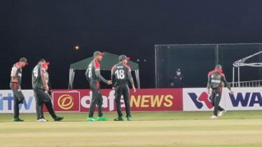 Sri Lank beat Bangladesh by 4 wickets