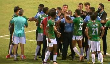 Bangladesh crash out of SAFF championship