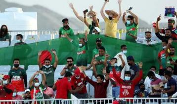 Scotland set 141-run target for Bangladesh